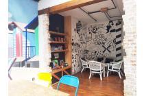 Ruang Usaha + Rumah Cocok Untuk Usaha di Pasir Kaliki Bandung