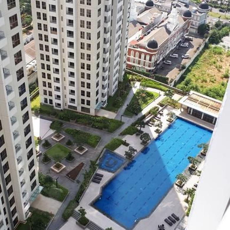 Dijual Apartemen Midtown Serpong 2BR Siap Huni, Tangerang
