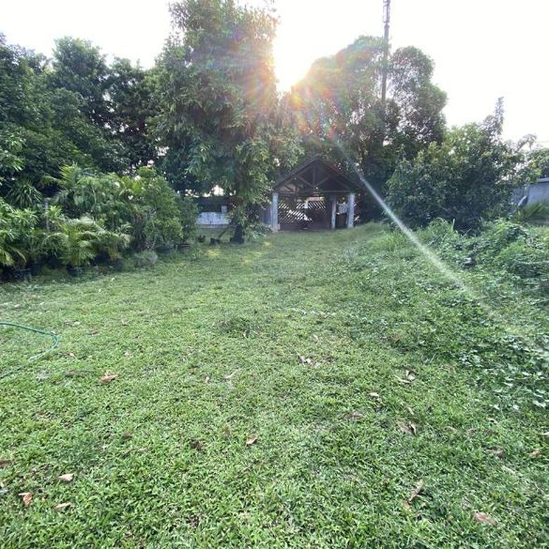 Tanah Jalan M Saidi Raya Pesanggrahan - Cocok Untuk Usaha - 1 Km ke Tol Jorr