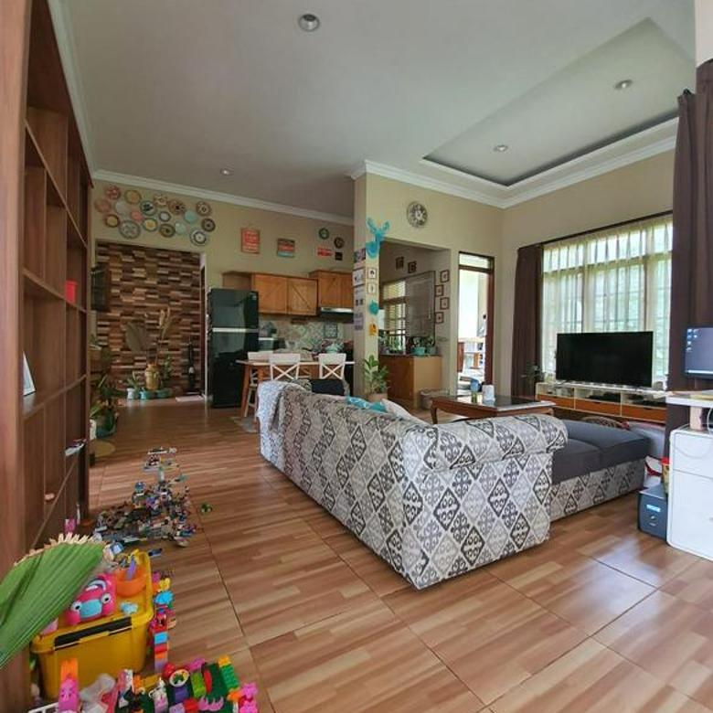 Dijual Rumah 1 Lantai di Sayap Cigadung di Kota Bandung