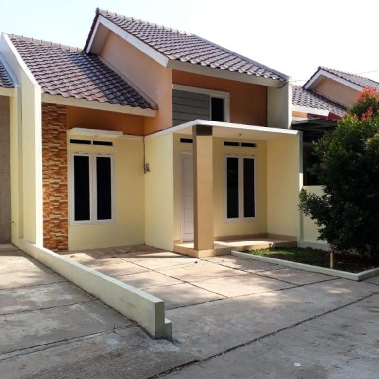 Rumah DP 0% di Cinangka Dekat Lapangan Terbang Pondok Cabe