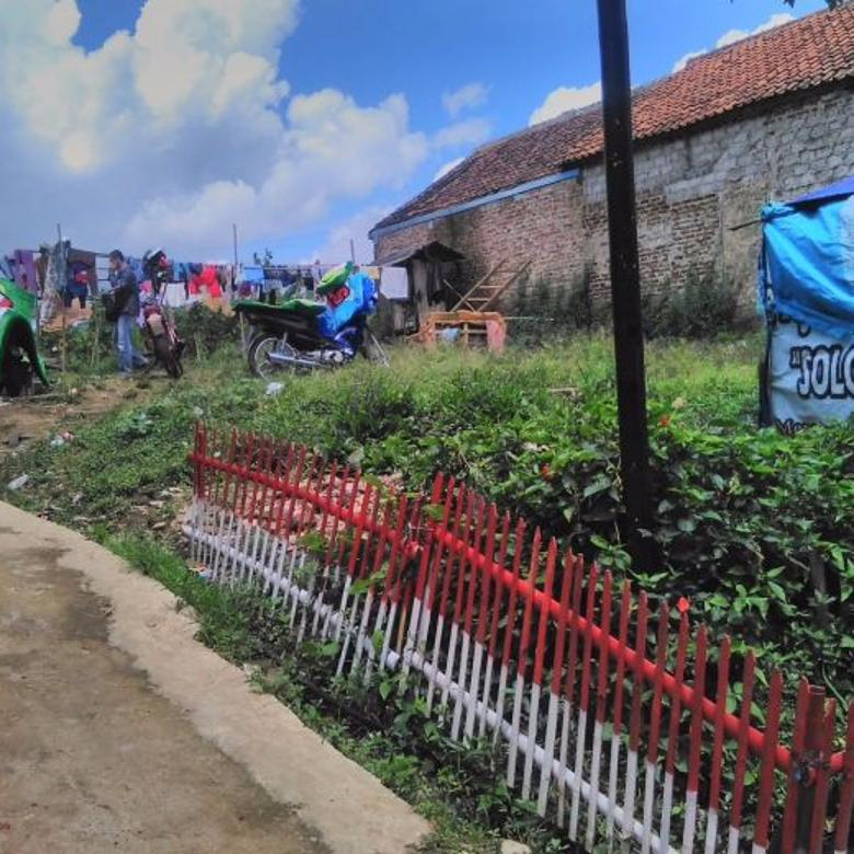 Di Jual Cepat Tanah Datar Siap Bangun, Mainroad Desa, Citeureup, Cimahi