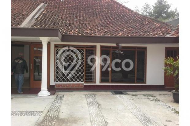 Rumah Antik Sayap Riau dgn Arsitektur Kokoh Khas Belanda 11339657