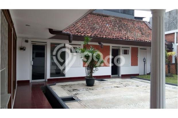 Rumah Antik Sayap Riau dgn Arsitektur Kokoh Khas Belanda 11339661