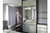 Jual MURAH dibawah harga,apartemen Green lake sunter 2BR FF,interior LUX