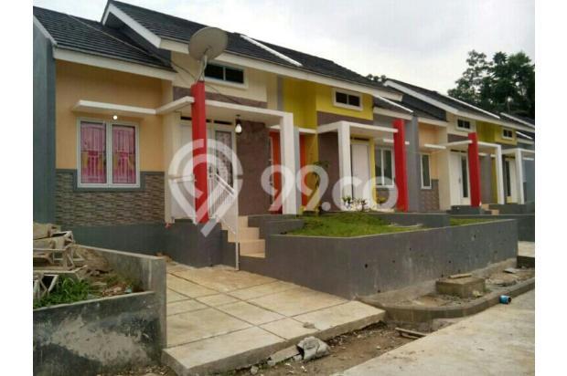 Rumah bebas banjir di bogor. 13698484