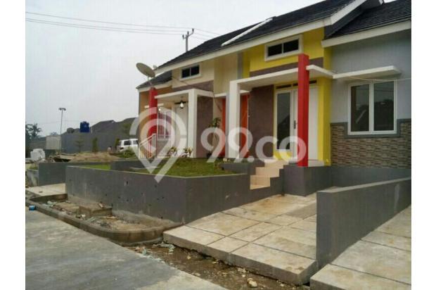 Rumah bebas banjir di bogor. 13698485