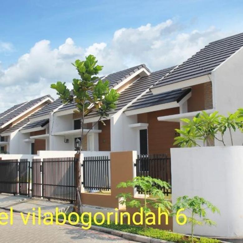 Rumah Di Vila Bogor Indah 6 Siap huni  DP 0%