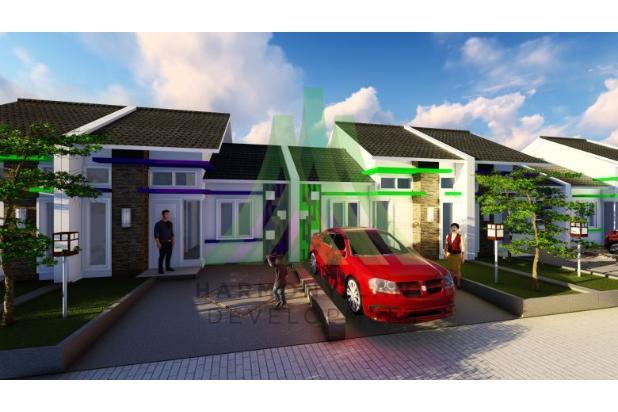 Rumah Minimalis Akses Angkot + Tol + KRL. Free All Biaya + DP 10 Juta 15146378