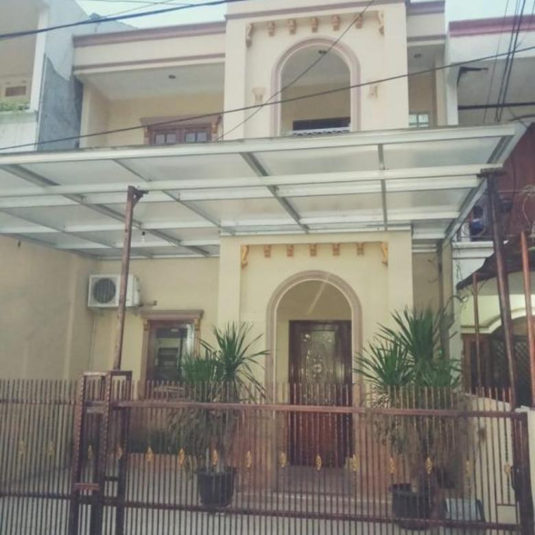 rumah kelapa gading bcs uku 6x15 lokasi strategis 2 lantai rapi hrg bagus..