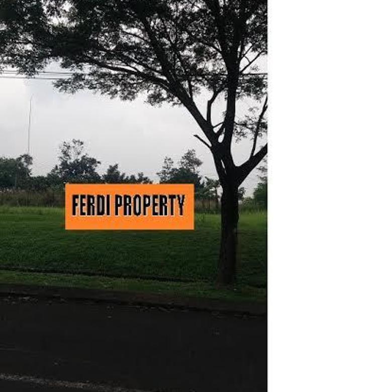 Jual Cepat Kavling Boulevard Riverside Bukit Golf Cibubur