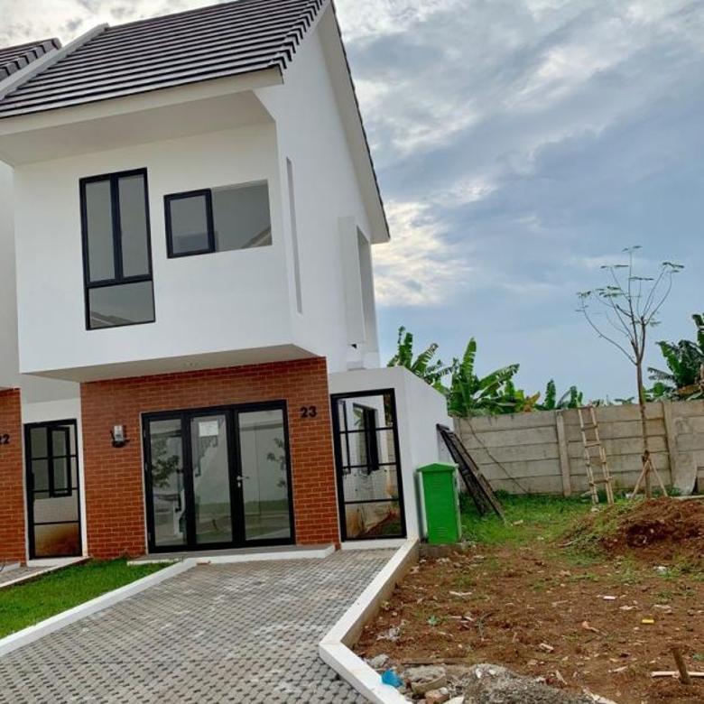 rumah minimalis harga ekonomis di vida bekasi