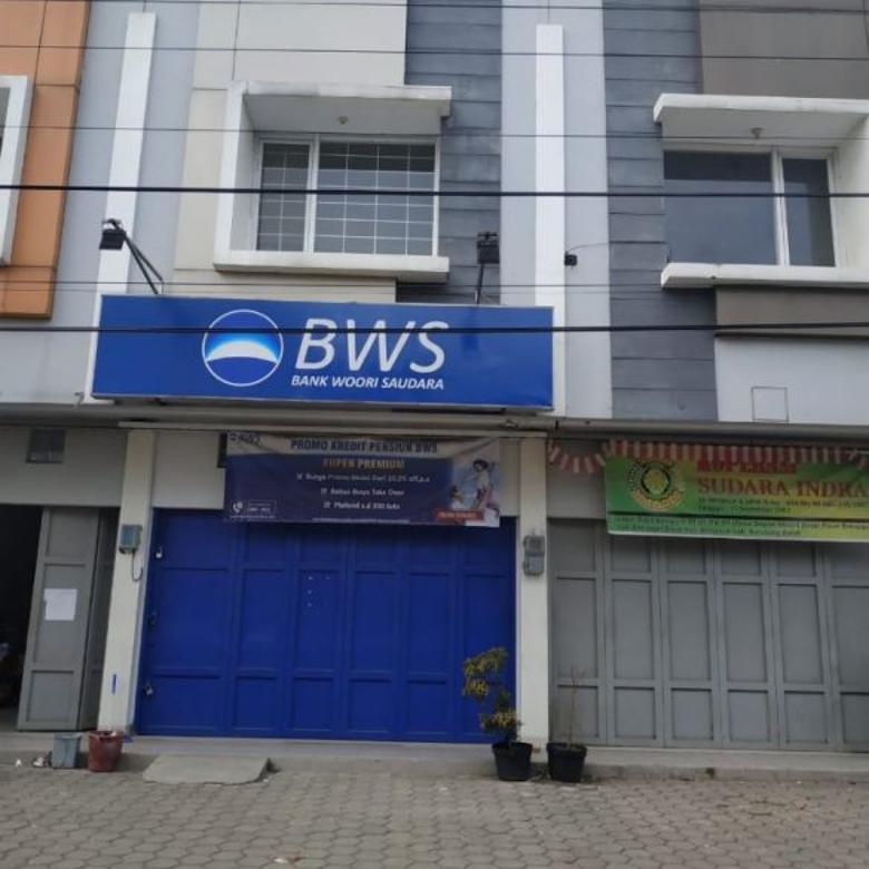 dijual Ruko posisi strategis di Batujajar, Bandung Barat
