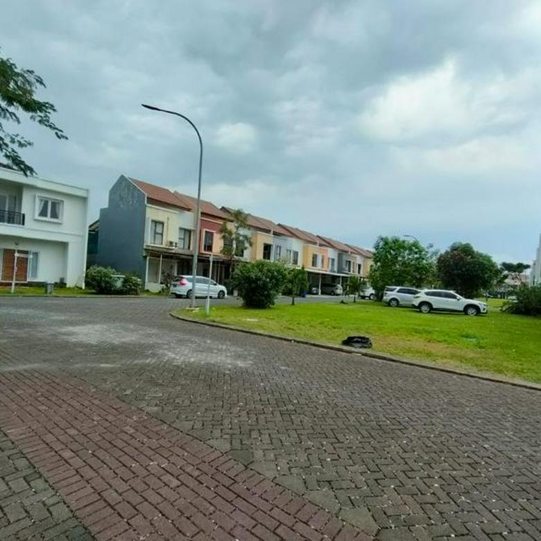 Kavling cluster alamanda Jakarta Garden City