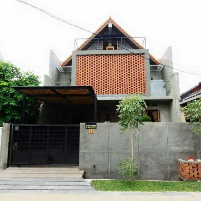 Rumah Cantik Asri dan Nyaman