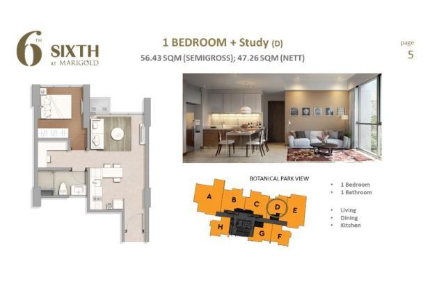 Rp1,92mily Apartemen Dijual