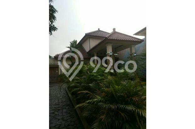 Dijual rumah second tanah luas di dalam komplek di dalam kawasan Halim Jaka 17700056