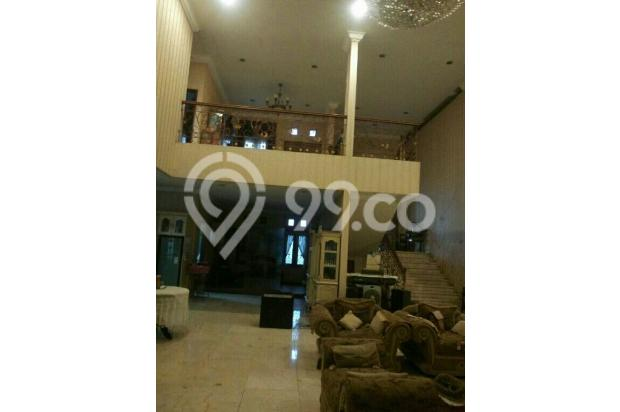 Dijual rumah second tanah luas di dalam komplek di dalam kawasan Halim Jaka 17700091