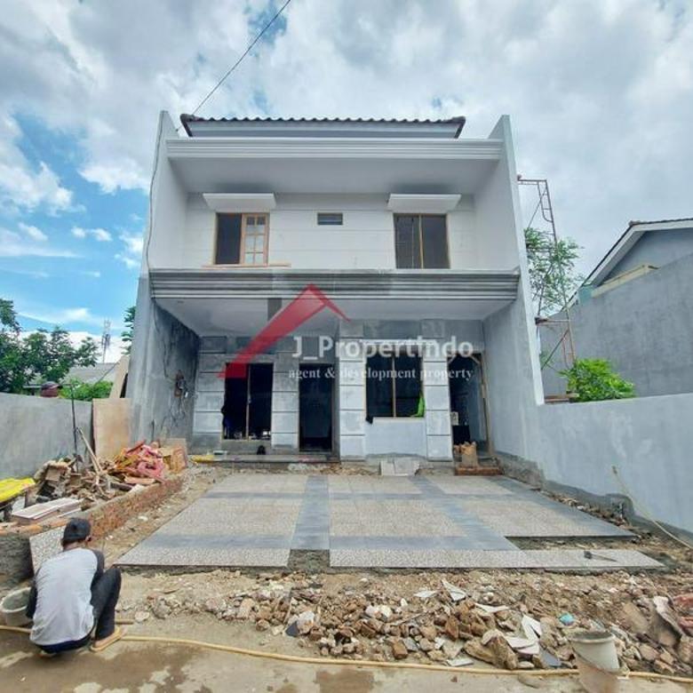 Rumah Baru Di JAGAKARSA RAYA Dekat STASIUN LENTENG AGUNG