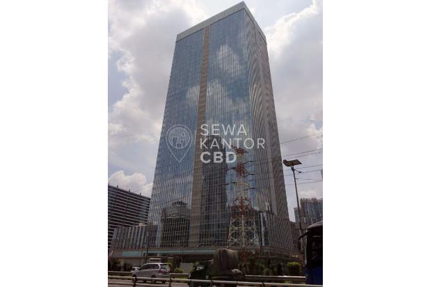 Sewa Kantor Centennial Tower 100 M2 (Bare) 20 jtan 13243652