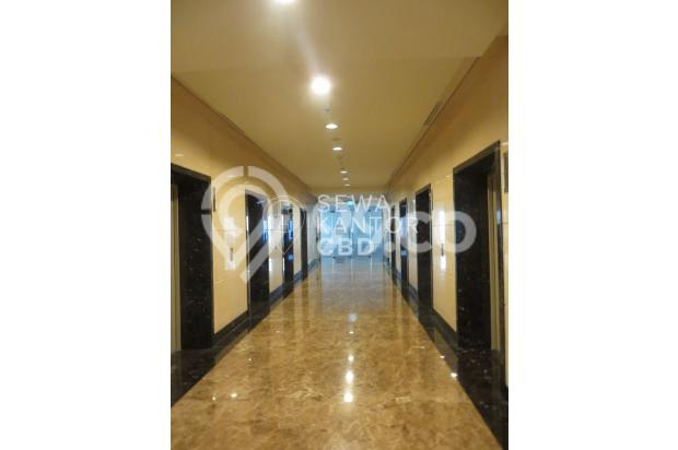 Sewa Kantor Centennial Tower 100 M2 (Bare) 20 jtan 13243653