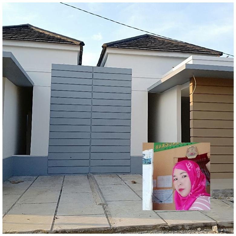 Rumah Cluster Exlusive ready stok di perbatasan kota Be
