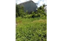 Tanah Istimewa Lokasi Jalan Kayu Tulang Canggu lingkungan Villa