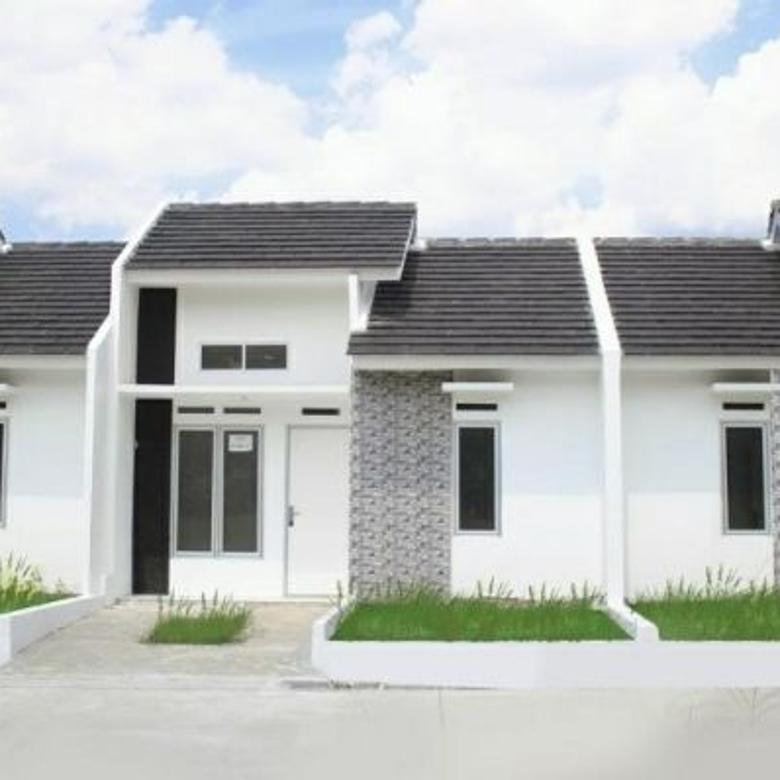 rumah cluster murah berkualitas strategis