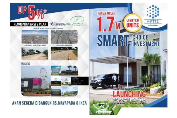 Prelaunching Rumah Cluster Matsu @Shinano, Jakarta Garden CIty 16047789