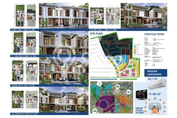 Prelaunching Rumah Cluster Matsu @Shinano, Jakarta Garden CIty 16047794