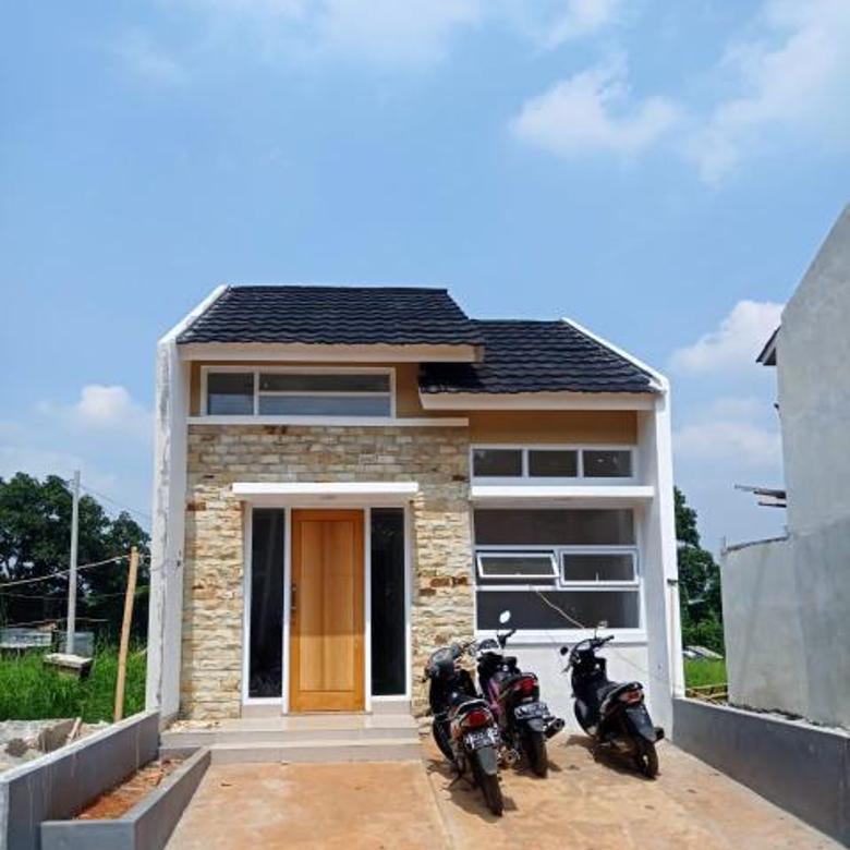 Rumah Cantik Asri Minimalis di Timur Jakarta