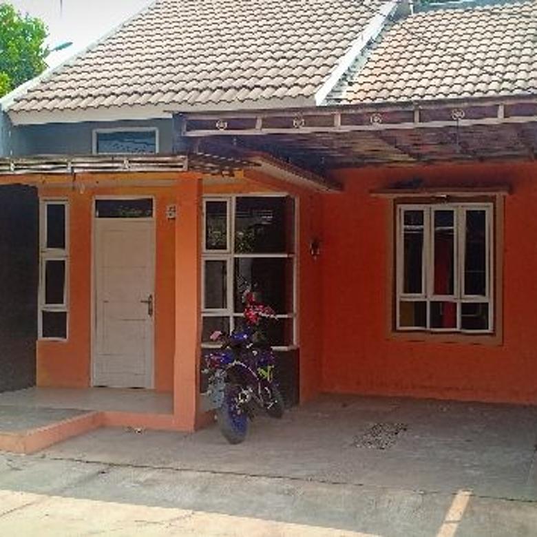 Rumah dijul cluster cash kpr cipayung jakarta timur
