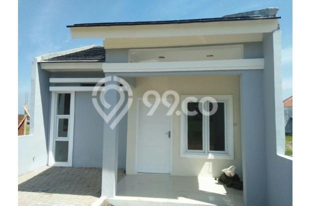 rumah cluster batujajar indah, citunjung haurgambang. 16002253