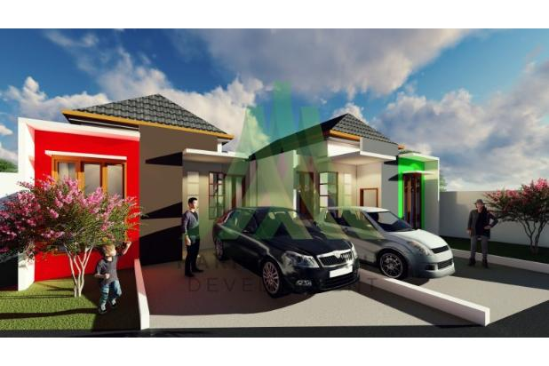 Rumah MEWAH TERJANGKAU 5 Menit STASIUN Jalan Kaki Ke MINIMART 15828839