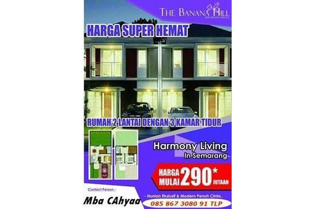 Dijual Rumah Desain Ekslusif 2 Lantai Di Banyumanik Harga Hanya 290 Jutaan 14431168
