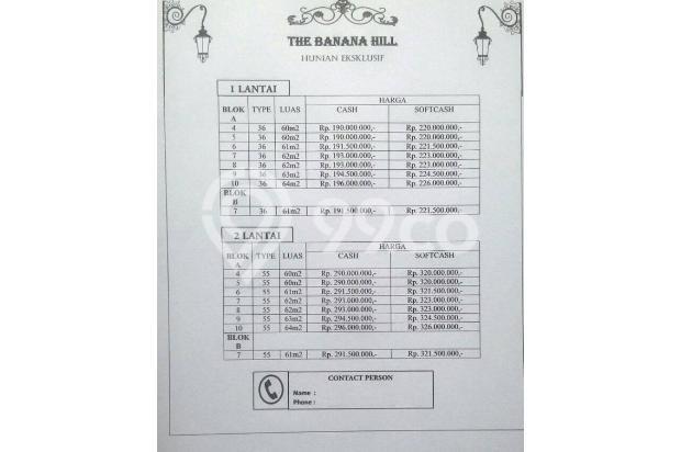 Dijual Rumah Desain Ekslusif 2 Lantai Di Banyumanik Harga Hanya 290 Jutaan 14431170