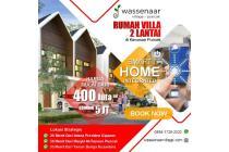 Jual Villa Murah Puncak Fasilitas Smart Home System