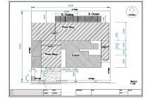 Kantor Dan Workshop Lokasi Prime Di Jln Rungkut Industri