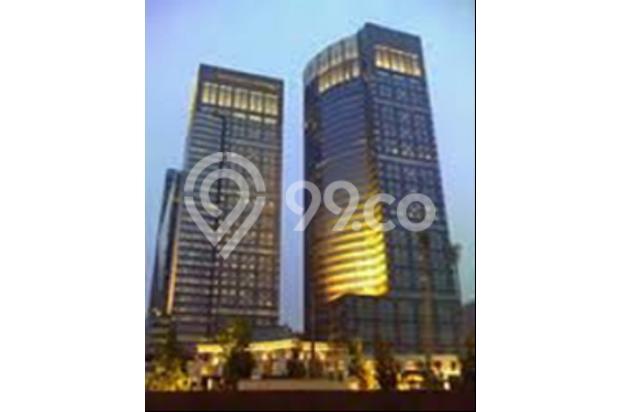 Disewa ruang kantor 334 sqm di Sampoerna Strategic Square, Jakarta Selatan 1246925