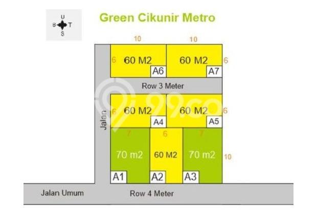 Dijual Tanah Murah Di Bekasi, Dekat RS Cikunir dan Tol Jatibening, Jatiasih 17826223