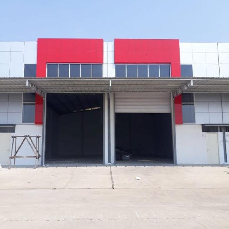Invest Gudang Dekat Bandara, Harga Rp. 2.75 M, Cicil 60x FLAT