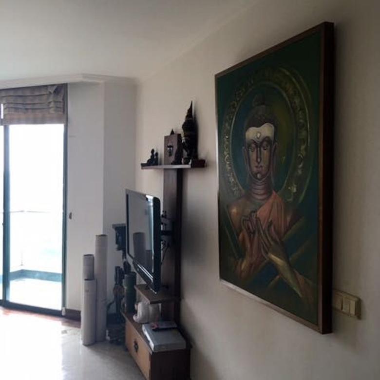 Apartemen Permata Gandaria, 121 sqm, 2 Bed, Furnished