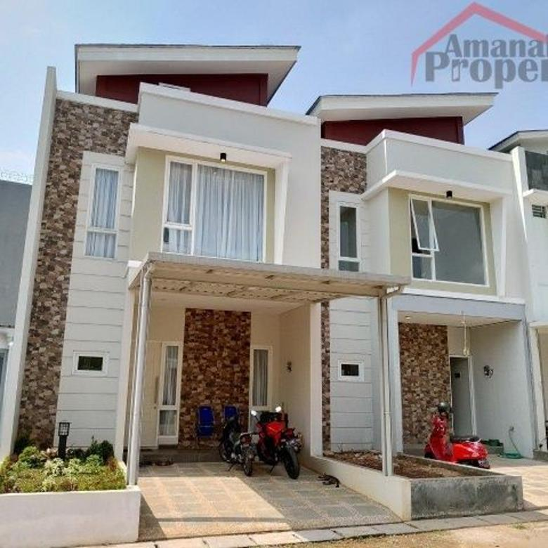 Dijual Rumah Cluster Asri di Cilangkap Jakarta
