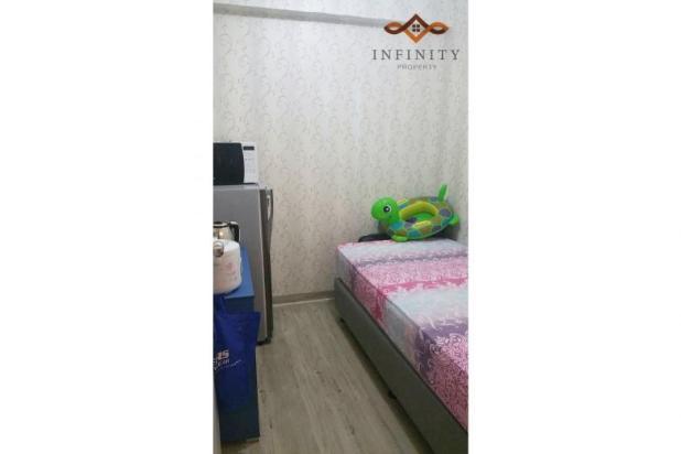 dijual apt greenbay pluit 2BR tower H, view pool, full furnish 700jt 12898467