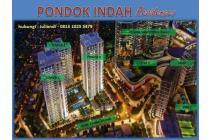 Pondok Indah Residence Jakarta, Apartment For Sale MP122