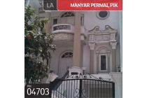 Rumah Manyar Permai, Pantai Indah Kapuk, Jakarta Utara