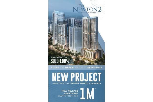 Condo / Apartemen Superblok start from 1M-an CIPUTRA WORLD 2