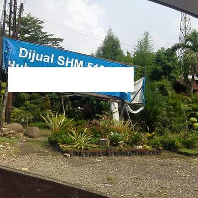 Tanah @Cibubur LT 5100 SIAP NEGO!