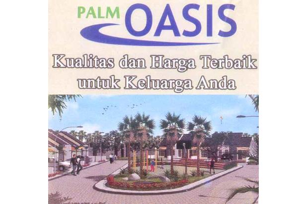 Rumah 2 lantai di Perumahan Palm Oasis, Sememi, Surabaya barat 15010048