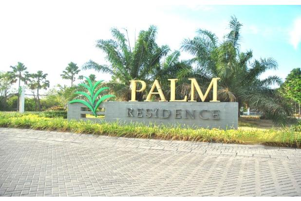 Rumah 2 lantai di Perumahan Palm Oasis, Sememi, Surabaya barat 15010049